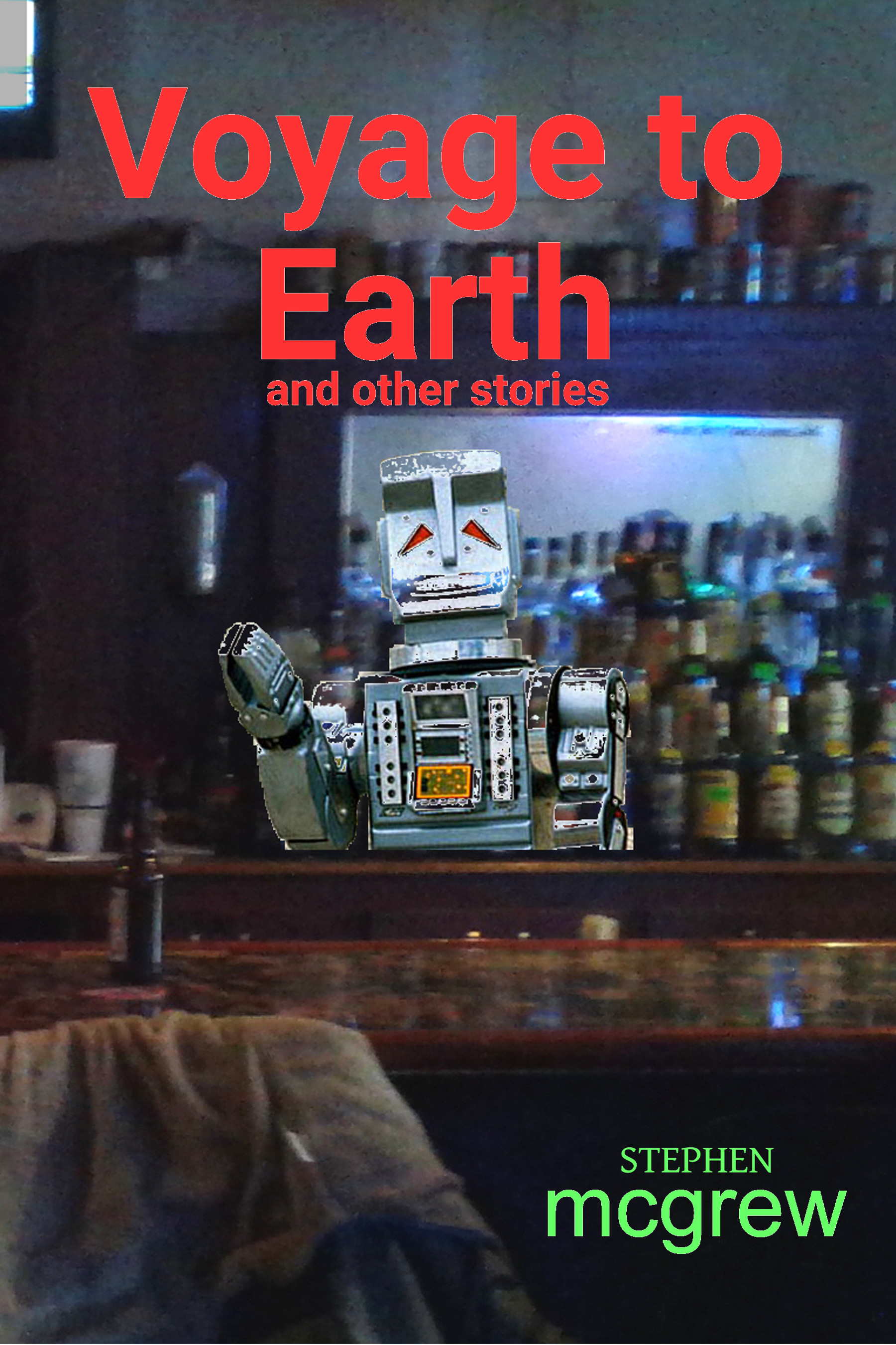 Voyage to Earth and Other Stories